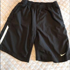 Nike Men's nylon dri fit athletic shorts